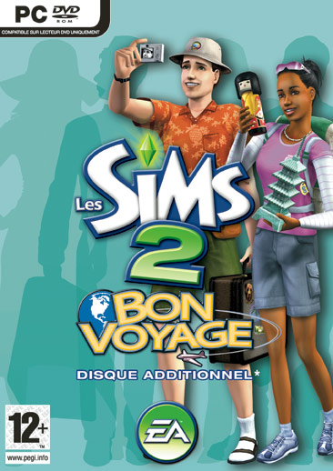 Les Sims 3 Showtime Edition Collector Katy Perry: Les Sims 2: Bon Voyage