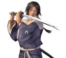 Way of the Samurai 2 Character Images