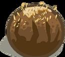 Pan de granos de lino