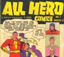All Hero Comics Vol 1 1