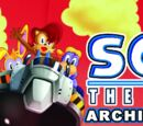 Archie Sonic Archives Volume 14