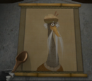 Mr. Ping's grandfather