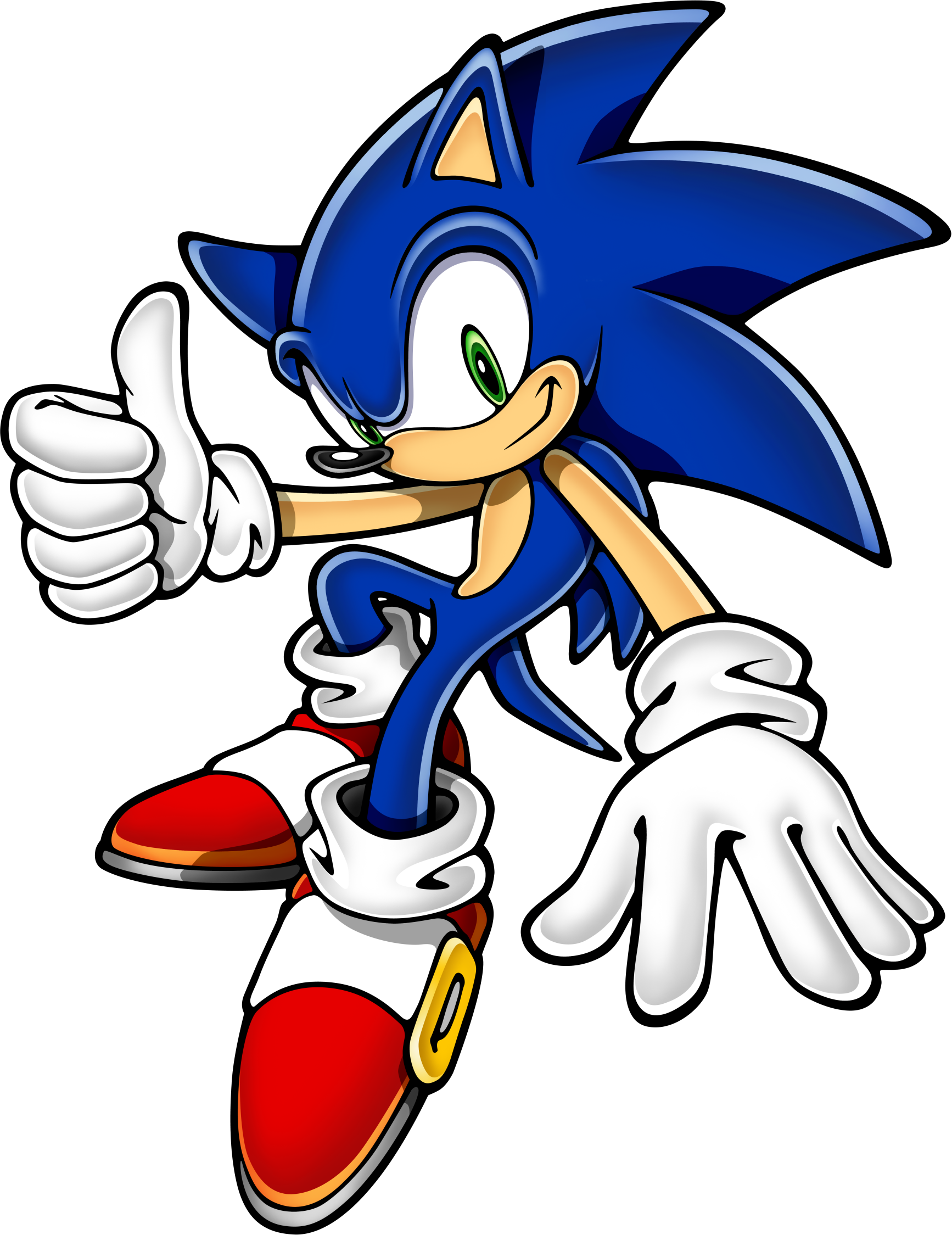 Image Sonic Art Assets Dvd Sonic The Hedgehog 20 Png