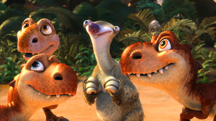 Film Sid Ice Age Scrat Dinosaur - a four png download ... |Ice Age 3 Baby Dinosaurs