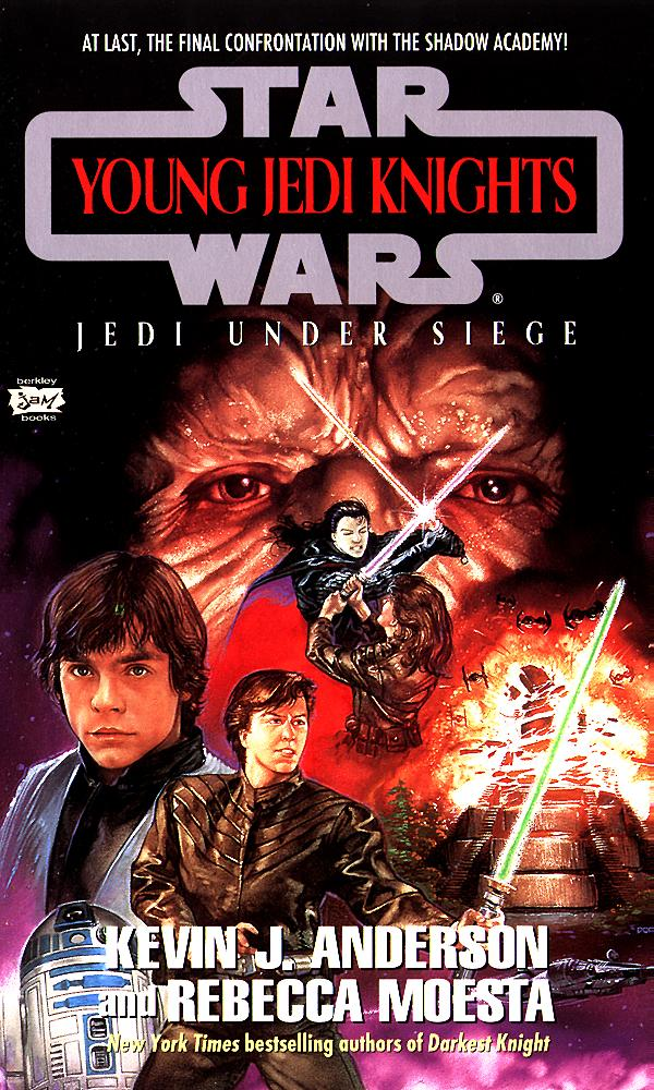 NEW - Jedi Under Siege (Star Wars: Young Jedi Knights, Book 6)