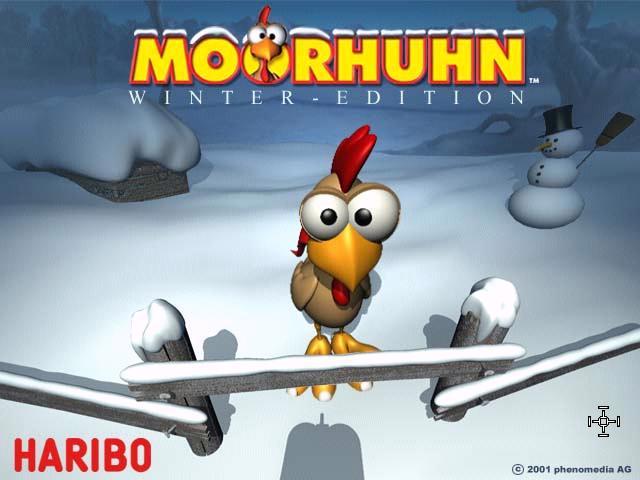 Moorhuhn Xmas