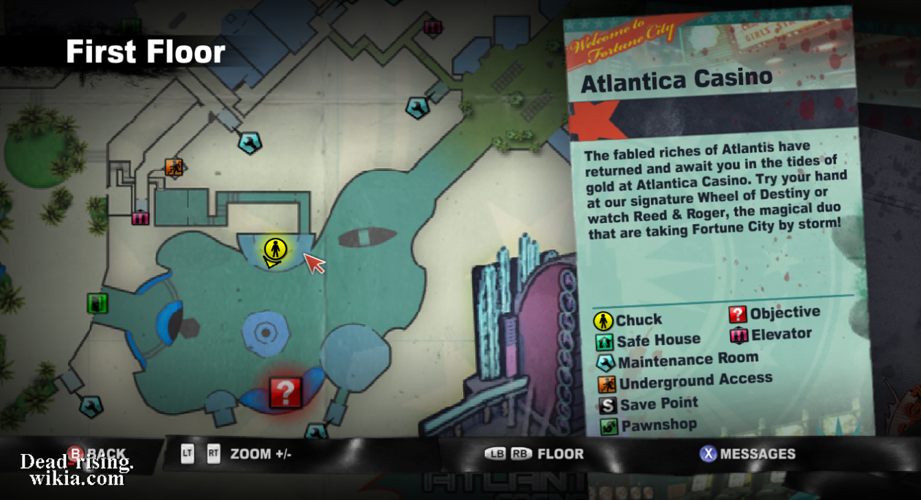 Dead rising 2 all magazine locations on