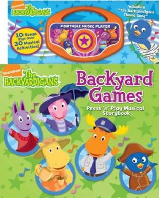 Backyard Games The Backyardigans Wiki
