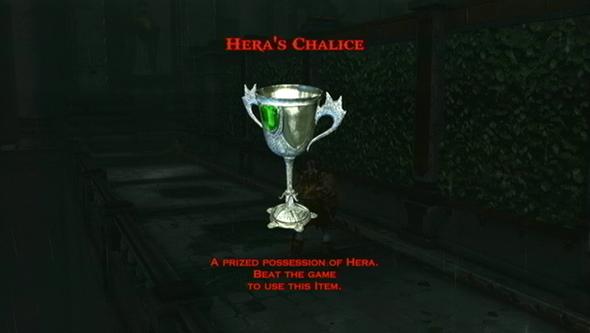 Hera s Chalice - God o...