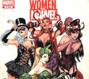 Women of Marvel Vol 1 1