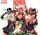 Women of Marvel Vol 1 1