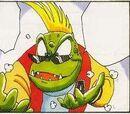 Sonic the Hedgehog (manga) characters