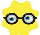 Eyeball Glasses