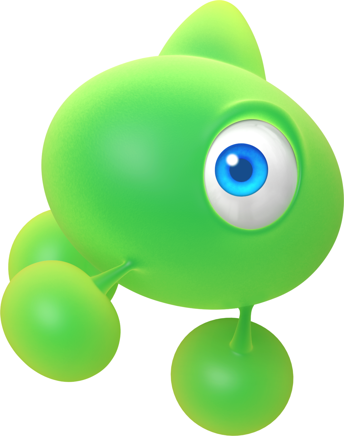 Sonic colors green wisp
