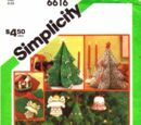 Simplicity 6616