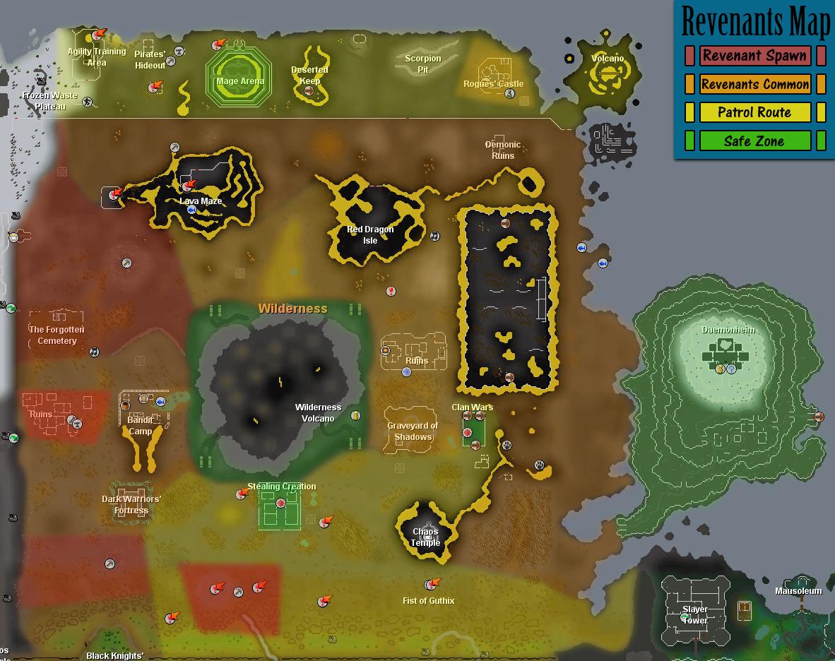 Revenants - The RuneScape Wiki
