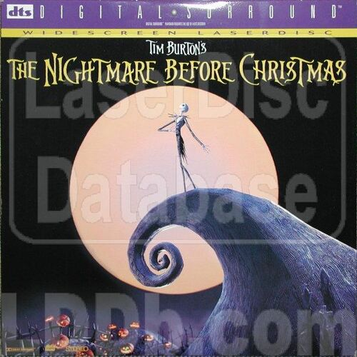 Free Comic Book Day Nightmare Before Christmas: The Nightmare Before Christmas