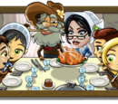 A Frontier Feast Event
