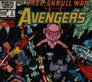 Kree-Skrull War Starring the Avengers Vol 1 2