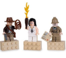852504 Magnet Set Indiana Jones