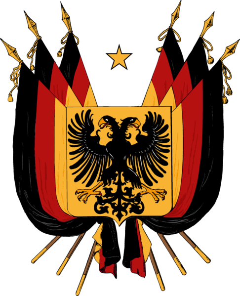 deutsches reich das deutsche kaiserreich von 1848 alternativgeschichte wiki. Black Bedroom Furniture Sets. Home Design Ideas
