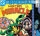 Mister Miracle One Shots