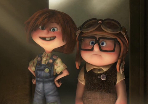 Young-Carl-and-Ellie-pixar-couples-9660520-500-352Young Carl And Ellie Costumes