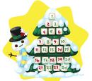 Snowman Advent Calendar