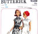 Butterick 4549 A