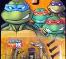 Teenage Mutant Ninja Turtles (2003-2007) Toyline