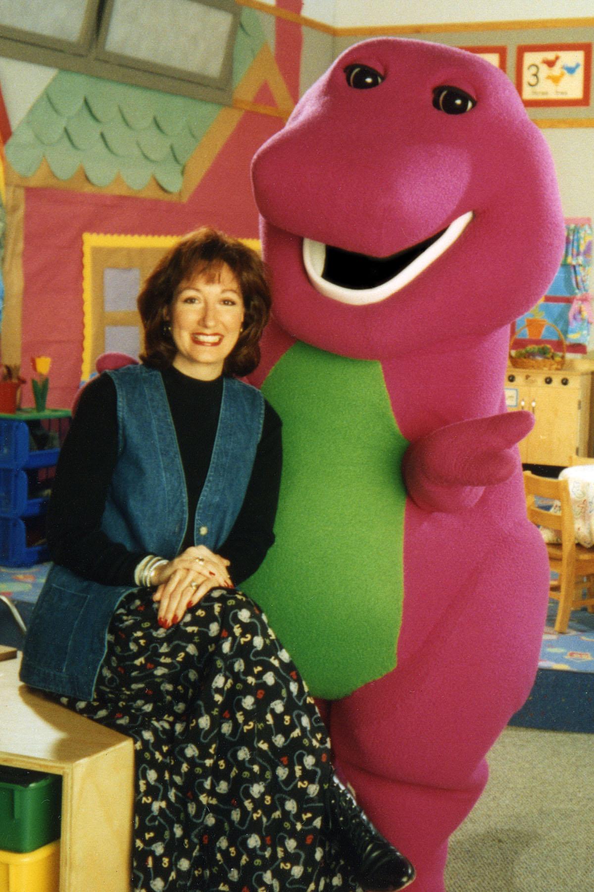 Sheryl Leach - Barney Wiki