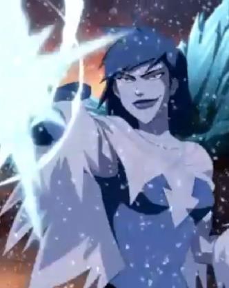 Killer Frost on Young Justice | Firestorm Fan |Young Justice Killer Frost