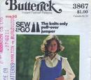 Butterick 3867