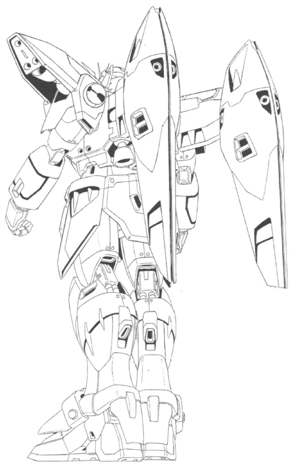 gundam wing coloring pages - talk xxxg 00w0 wing gundam zero the gundam wiki wikia