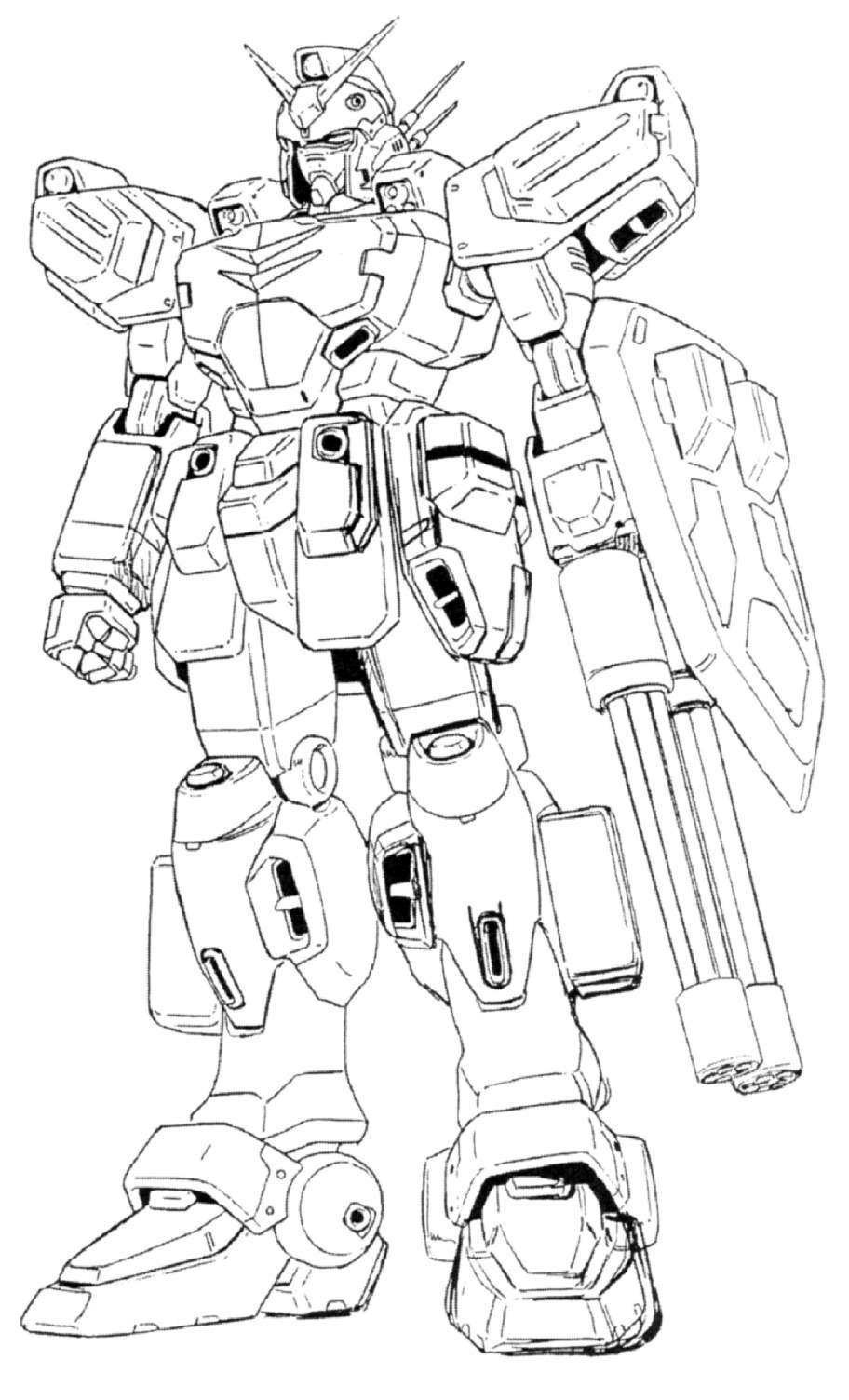 Image Result For Wing Zero Custom Coloring Page