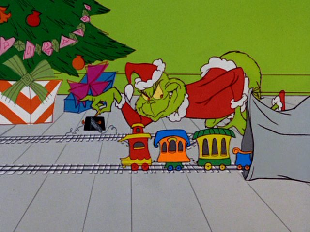 You're a Mean One, Mr. Grinch - Christmas Specials Wiki