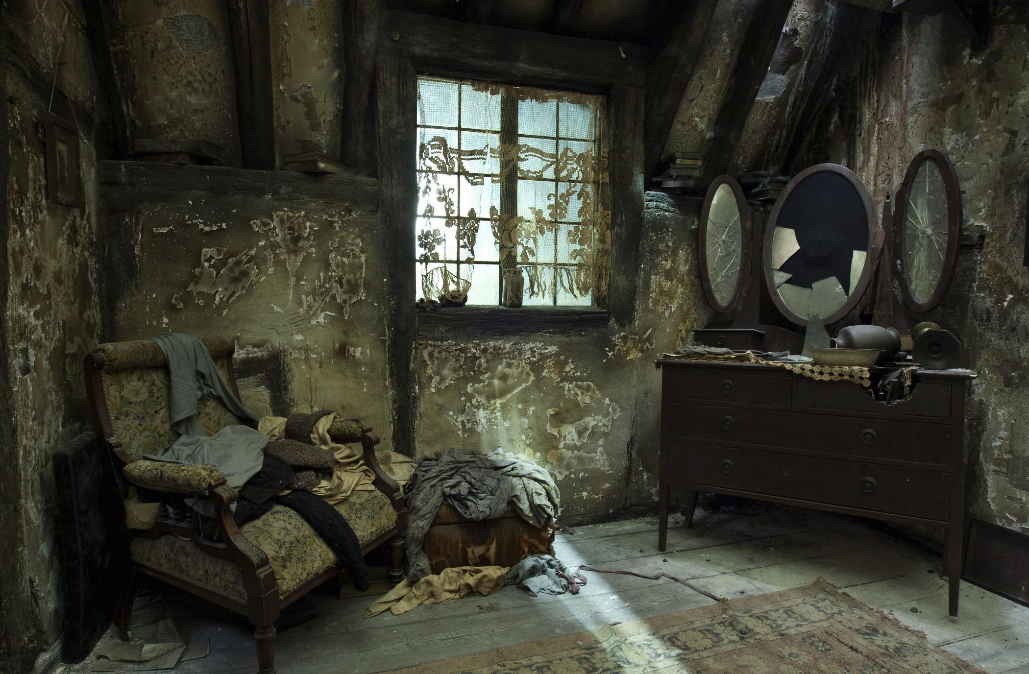 Bathilda Bagshot S Home Harry Potter Wiki