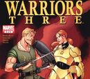 Warriors Three Vol 1 2