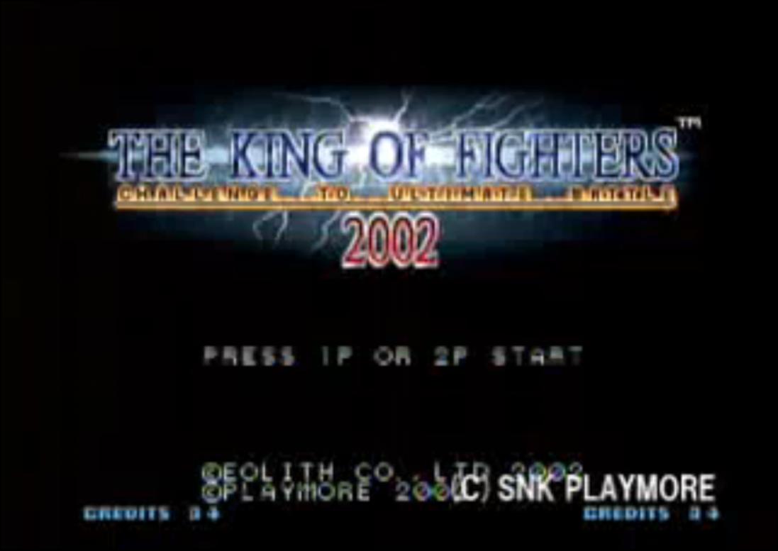 kof 2003 lista de movimientos: