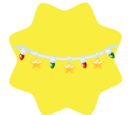 Modern Holiday String Lights