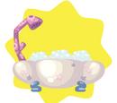 Deep Ocean Bath Tub