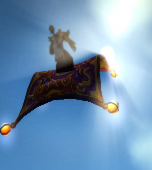 Magnificent Flying Carpet Wowwiki Your Guide To The