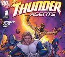 T.H.U.N.D.E.R. Agents Titles