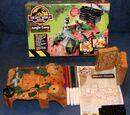 The Lost World: Jungle Camp Figure Maker