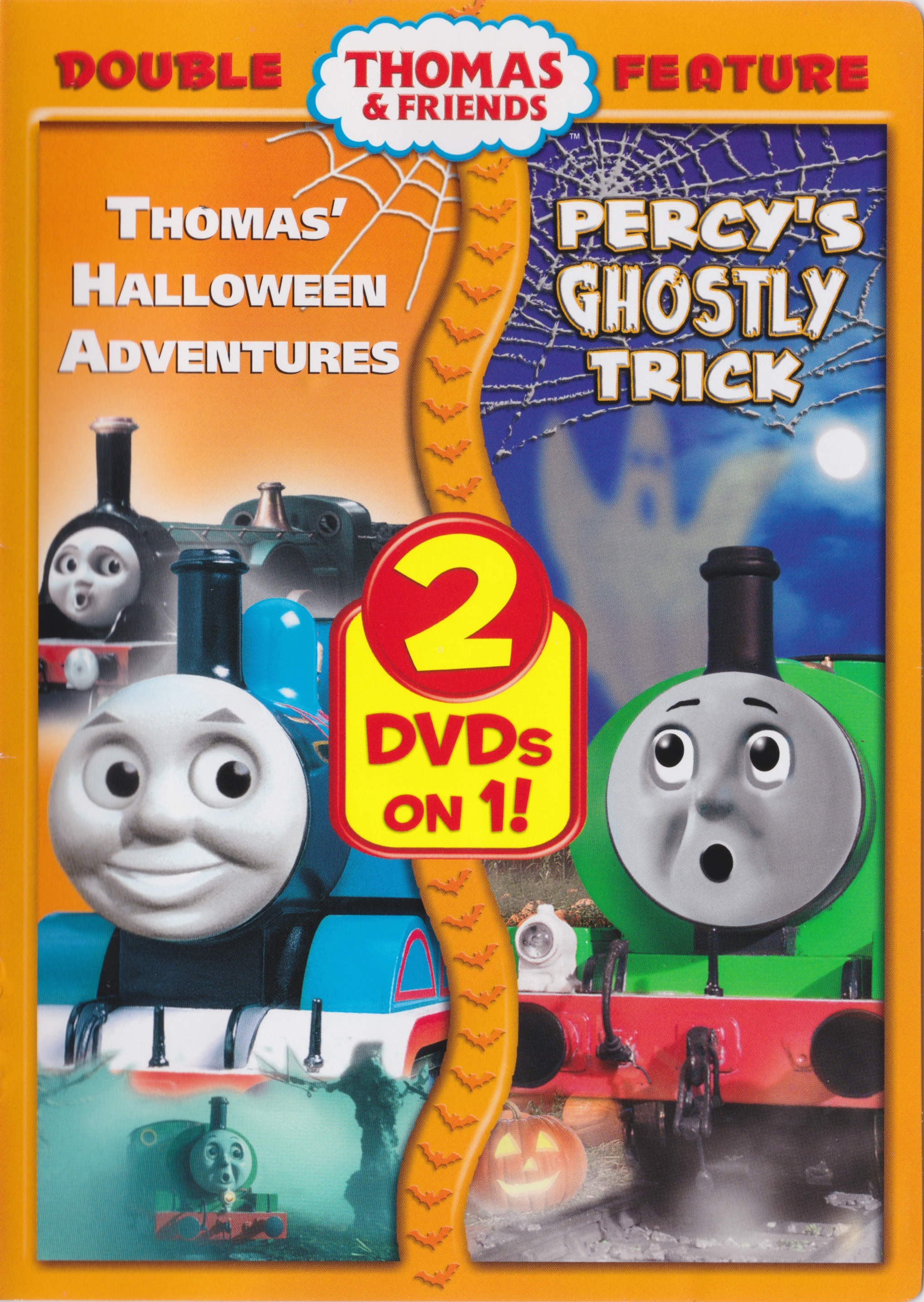 Double Feature Thomas The Tank Engine Wikia