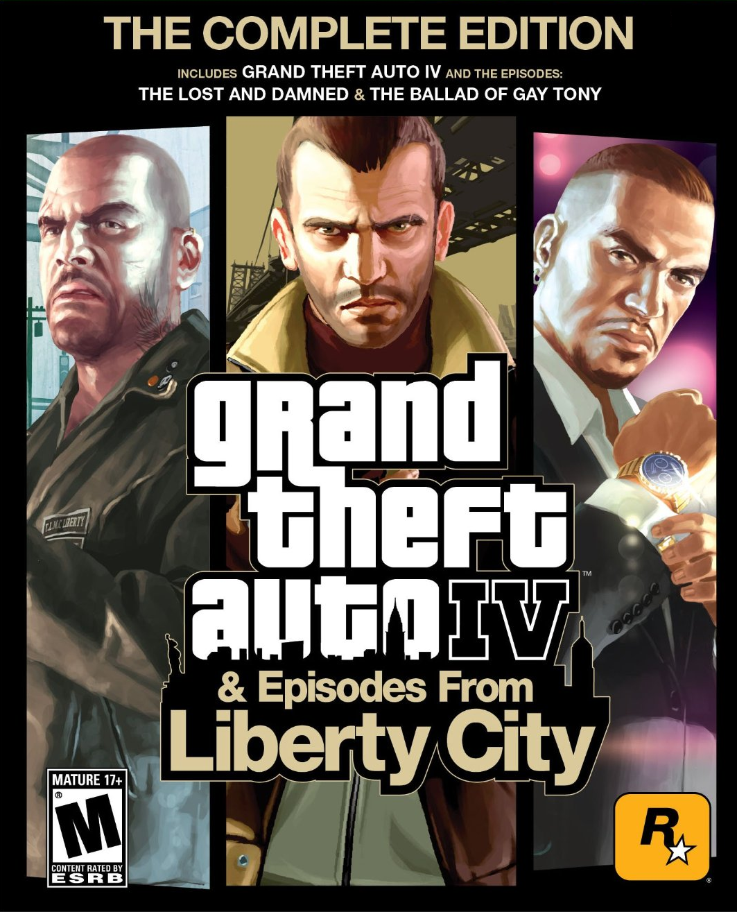 Grand Theft Auto Iv Amp Episodes From Liberty City The Complete Edition Grand Theft Auto