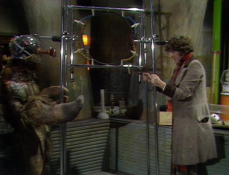 The Brain Of Morbius Tv Story Tardis Data Core The