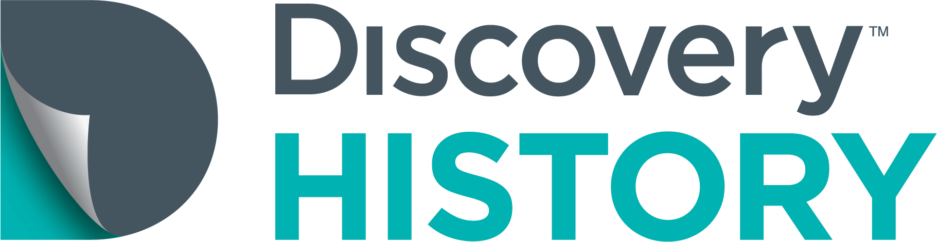 Discovery History - Logopedia, the logo and branding site