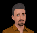 Sims with facial hair