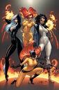 Marvel Divas Vol 1 1 Textless.jpg